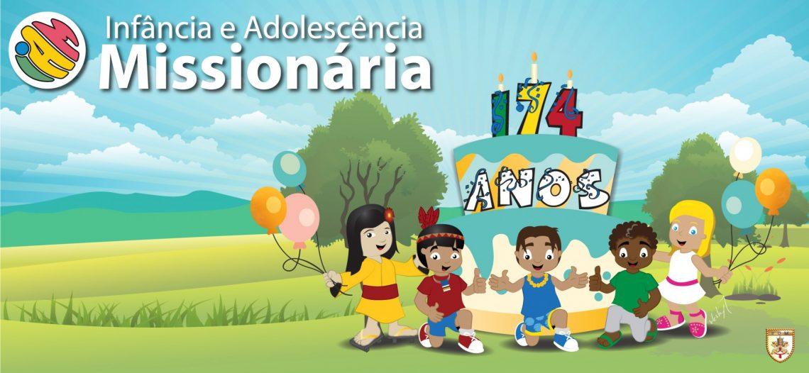 Infância e Adolescência Missionária celebra 174 anos