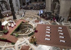 """""""Não sejam clérigos de Estado, mas pastores"""", diz Francisco a novos presbíteros"""