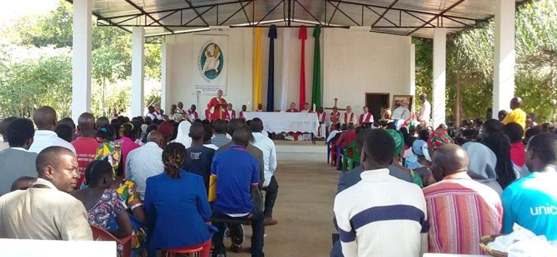 Cooperação missionária entre a Igreja do Brasil e a Guiné-Bissau foi apresentada aos bispos