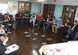 Assessores diocesanos da juventude gaúcha se reúnem em Porto Alegre