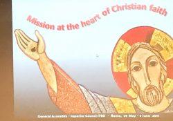 """""""Missão no coração da fé cristã"""" é tema da Assembleia Geral das POM em Roma"""