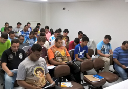 Seminaristas da diocese de Nazaré (PE) criam o Comise