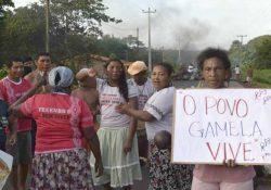 Bispos do Maranhão manifestam apoio ao povo indígena Gamela