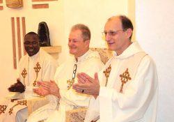 Padre Jaime C. Patias é eleito Conselheiro Geral dos missionários da Consolata