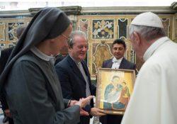 """Papa pede aos missionários e missionárias da Consolata, """"fidelidade à missão ad gentes"""","""