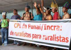 Conselho Nacional dos Direitos Humanos emite nota de repúdio a CPI da Funai/Incra