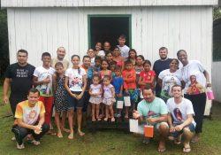 Seminaristas de Santa Catarina lançam projeto Férias Missionárias