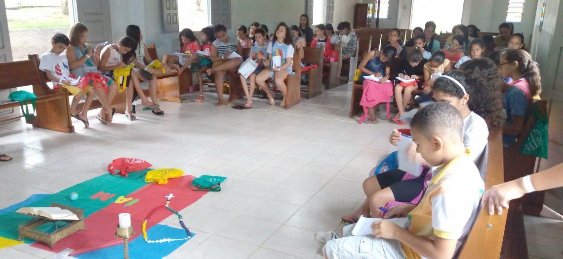 Diocese de Estância (SE) realiza formação para líderes da IAM