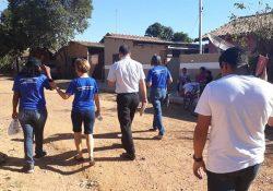 Seminaristas da diocese de Nova Friburgo partem em missão