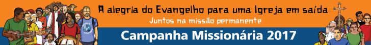 Resultado de imagem para campanha missionária 2017