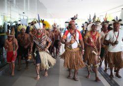 Em Brasília, povos Pataxó, Tupinambá e Kaingang cobra melhorias nas políticas indígenas