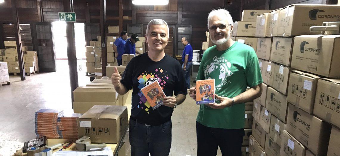 Materiais da Campanha Missionária 2017 são enviados às dioceses com novidades