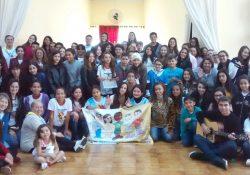 Formação de líderes da IAM na diocese de Campo Mourão (PR)