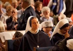 Mensagem por ocasião do Dia das religiosas e dos religiosos