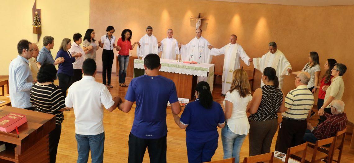 Padre Jaime C. Patias: despedida rumo a novos caminhos