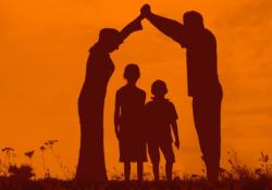Minha família: minha alegria, meu amor e minha paz
