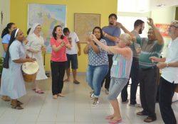 Curso prepara missionários para a missão além-fronteiras
