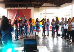 Juventude Missionária de Estância (SE) investe na formação