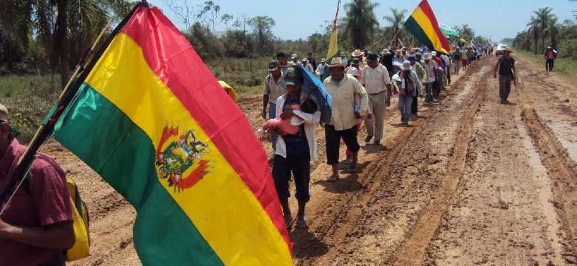 Bolívia: Território Indígena e Parque Nacional Isiboro Sécure (TIPNIS), ameaçados