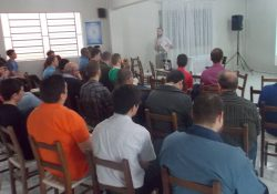 Seminaristas da Província Eclesiástica de Santa Maria (RS) realizam 1º Formise