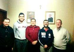 Seminaristas da Província Eclesiástica de Santa Maria no RS organizam o Comise