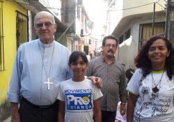 4º CMN: Semana Missionária evangeliza e promove ações sociais em Recife