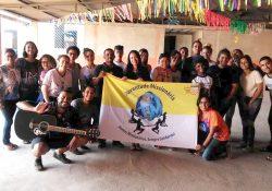 Em Águas Lindas (GO), Juventude Missionária forma lideranças