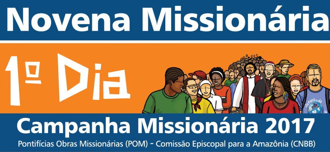 Começa neste domingo a Campanha Missionária 2017