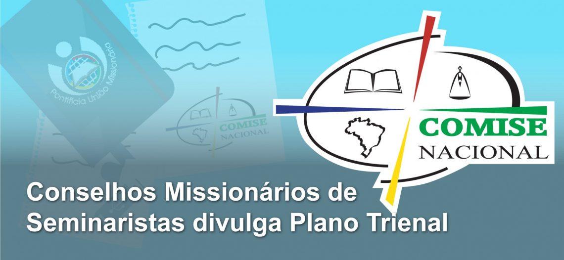 Conselhos Missionários de Seminaristas divulga Plano Trienal