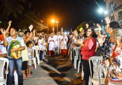 Caminhada marca abertura da Semana Missionária que antecede Congresso em Recife