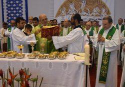 Missa de envio encerra o 4º Congresso Missionário Nacional