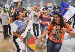 4º CMN: acolhida em Recife une desafios e expectativas para a missão