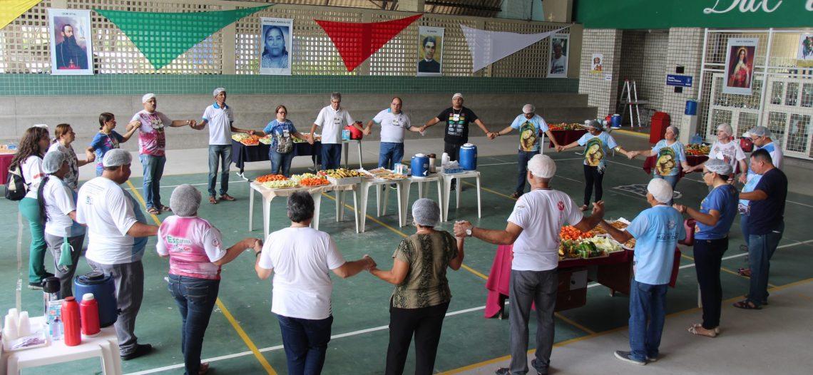 Famílias de Recife mostram a alegria do Evangelho na Igreja domestica