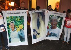 """4º Congresso Missionário: mártires e profetas """"Presentes na caminhada!"""""""