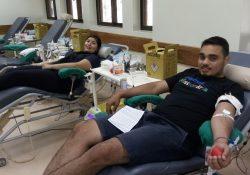 Juventude Missionária de Londrina (PR) realiza Campanha de Doação de Sangue