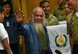 Filipinas: depois de quatro meses de cativeiro libertado padre Chito