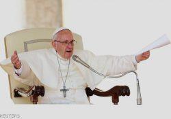 """De braços abertos, papa Francisco lança campanha """"Compartilhe a viagem"""""""