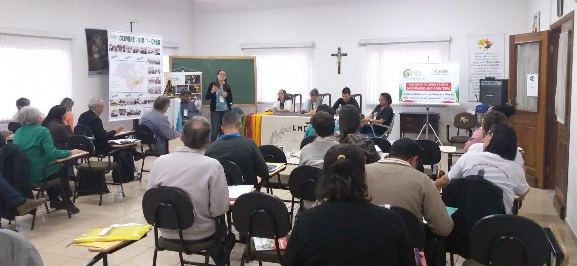 Leigos missionários além-fronteiras realizam encontro em São Paulo