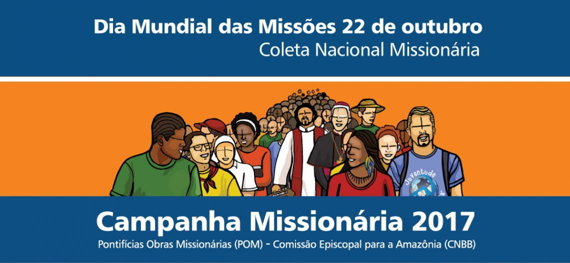 Coleta Missionária acontece neste final de semana