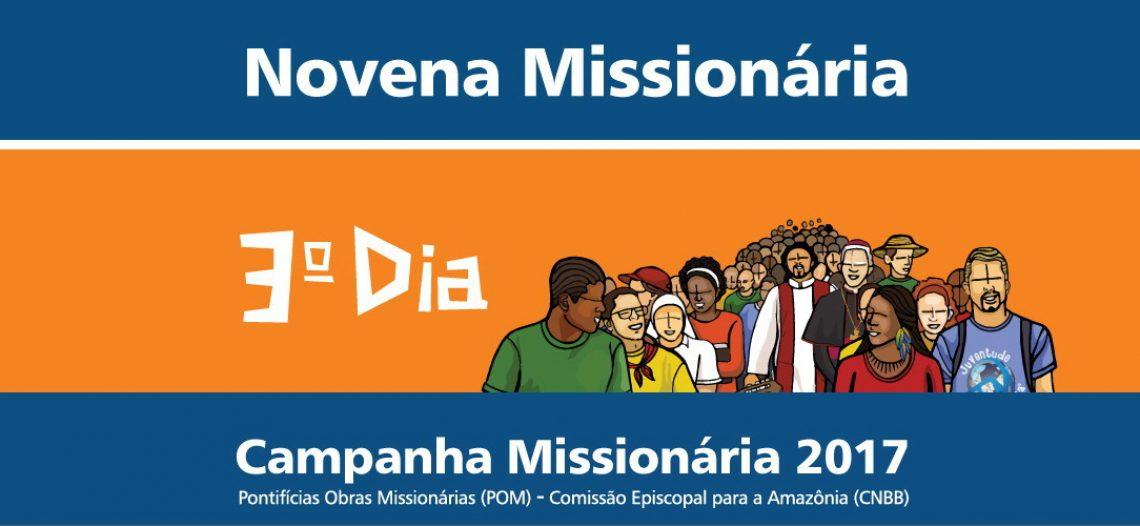 Celebrar a alegria dos missionários que chegam