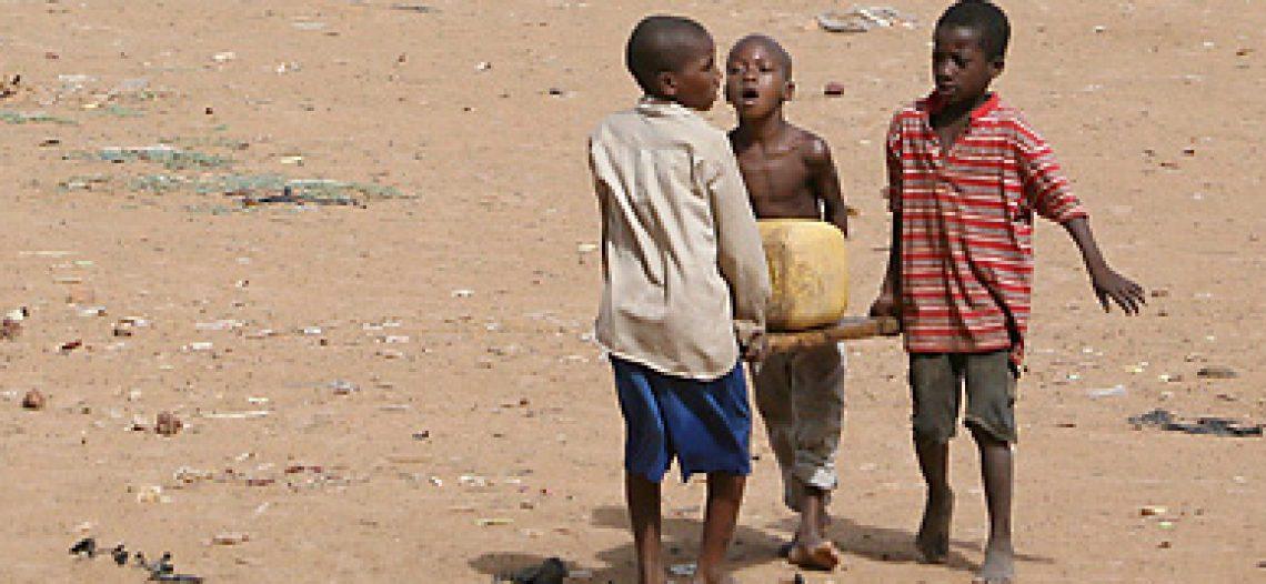 Mali tem taxa de desnutrição alarmante