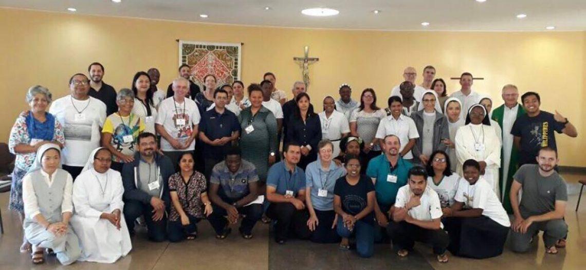 Coordenadores de conselhos missionários participam de formação em Brasília