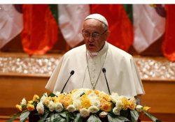 Papa em Mianmar: compromisso com a justiça e respeito pelos direitos humanos