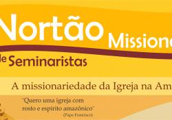 1º Nortão Missionário de Seminaristas abre inscrições e divulga programação