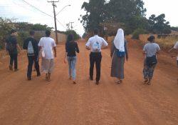 Seminaristas de Brasília realizam missão em comunidade rural