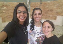 O sonho missionário de duas jovens da periferia de São Paulo