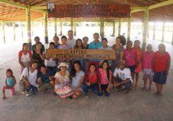 JM de Roraima se reúne em comunidade indígena para retiro
