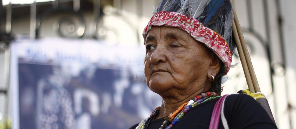 Indígenas entram na 3ª semana de ocupação na Funai, em São Luís (MA)