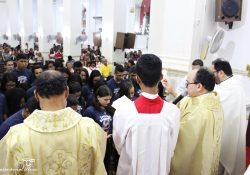 Em Recife, paróquia cria grupo de Juventude Missionária