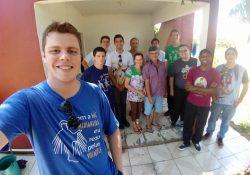 Seminaristas de Santa Maria realizam missão articulada pelo Comise